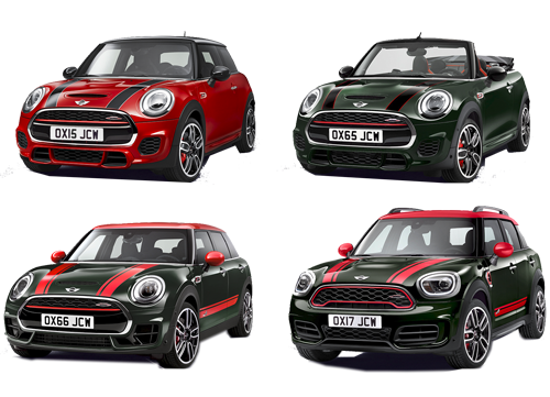 mini john cooper works model image