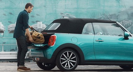MINI CABRIO - EASY LOAD FUNKTION